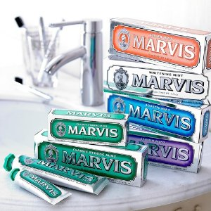 20% OffMarvis Toothpastes @ Mankind UK
