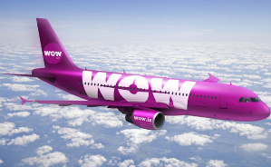 From $99 select WOW Air 1-Way Flights to Scandinavia and Europe