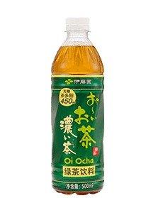Ito En Oi Ocha Dark Green Tea