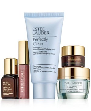 Free 7-Pc. Gift Set With Estée Lauder Stay Young, Start Now Set