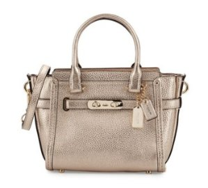 Last Day! $125 Off $500 With Coach Handbags @ Neiman Marcus