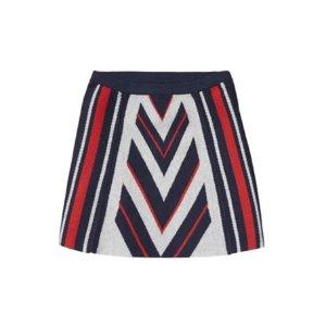 Th Kids Jacquard Skirt
