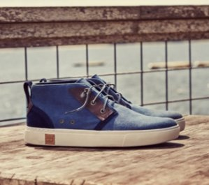 Timberland Women's Amherst Chukka Fashion Sneaker