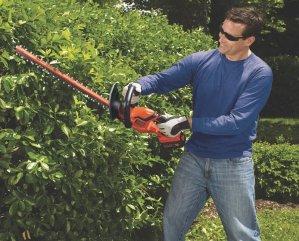 BLACK+DECKER LHT2436 40V Cordless Hedge Trimmer, 24