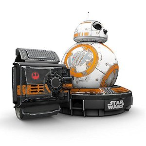 EUR 108.40/$114.25Sphero Star Wars BB-8 App Controlled Robot with Star Wars Force Band