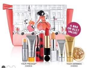 Free 7 Pc Gfit with $34.50 Elizabeth Arden Purchase @Bon-Ton