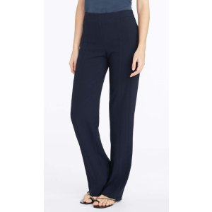 EVIE PANT IN FLUID CREPE