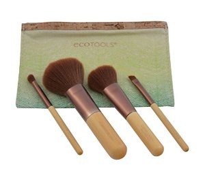 EcoTools 5 Piece Travel Brush Set (Packaging May Vary)