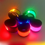 Esonstyle Pack of 6 LED Light Up Band