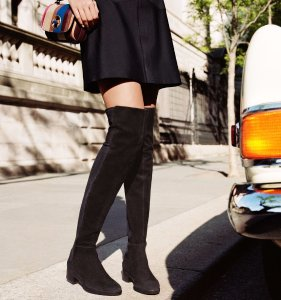 The Last Day! 30% Off Caitlin Stretch Over-the-knee Boot @ Tory Burch