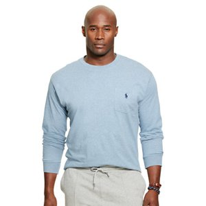 Cotton Jersey Pocket T-Shirt - Tees � T-Shirts & Sweatshirts - RalphLauren.com