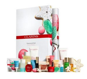 $111.25  + 11 Samples Holiday Glow Getters @ Clarins