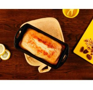 $10.62 Lodge L4LP3 Loaf Pan