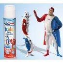 $10.2 Aquafresh Kids Toothpaste Bubblemint 4.6 Ounce Pack of 6