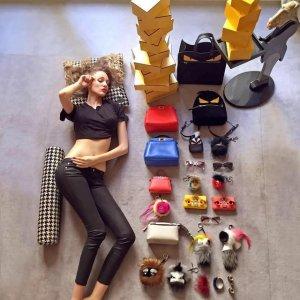 Up to 50% Off + Extra 10% Off Fendi Handbags @ Reebonz