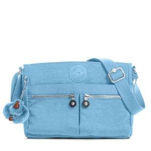 Angie Crossbody Bag - Blue Grey | Kipling