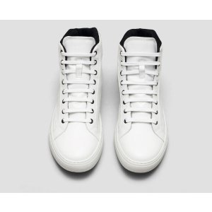 Double the Fun Leather Sneaker   Kenneth Cole