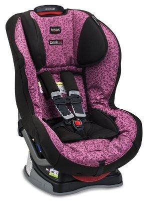 $159.99 Britax Boulevard G4.1 Convertible Car Seat, Cub Pink