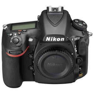 Nikon D810 DSLR Camera (Body Only)