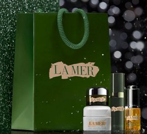 Free 4-piece small miracles collectionWith any $350 purchase  @ La Mer