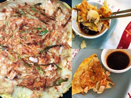 韩式海鲜饼这么做极美味,分分钟称霸朋友圈