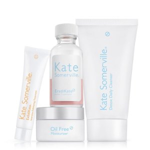 Blemish Banisher 4-Piece Kit by Kate Somerville | Spring - Free Shipping. On Everything