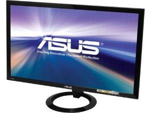 $109.99Asus VX248H 24吋 全高清(1920x1080) 1ms游戏显示器