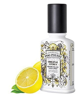 $11.3Poo-Pourri Before-You-Go Toilet Spray 4-Ounce Bottle, Original - OLD BOTTLE STYLE