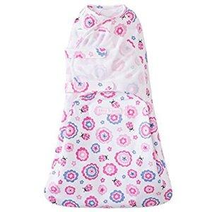 $8.49Halo Swaddlesure 可调节全棉婴儿安全包巾