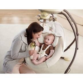 Fisher-Price My Little Snugapuppy Cradle 'n Swing