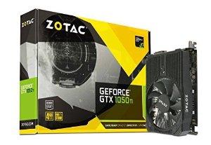$144.99 (原价$330.56)ZOTAC GeForce GTX 1050Ti  Mini 4GB GDDR5 显卡