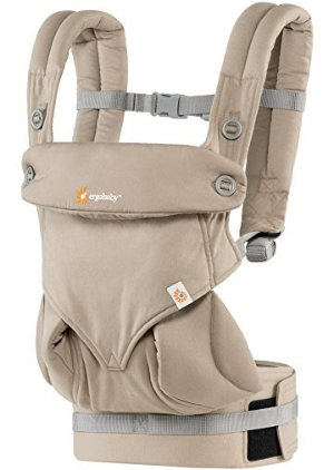 $111.94Ergobaby 360 All Carry Positions Award-Winning Ergonomic Baby Carrier