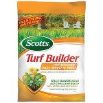 Scotts Turf Builder Winter guard Fall Weed & Feed I 15.52 Pound