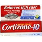 Cortizone-10 Max Strength Cortizone-10 Crme
