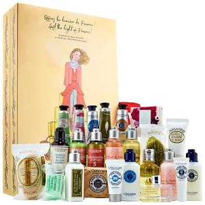 $69($104 value)L'OCCITANE Advent Calendar