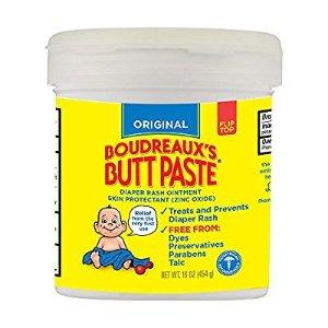 $11.51Boudreaux'a 婴儿护臀膏大罐装 16盎司