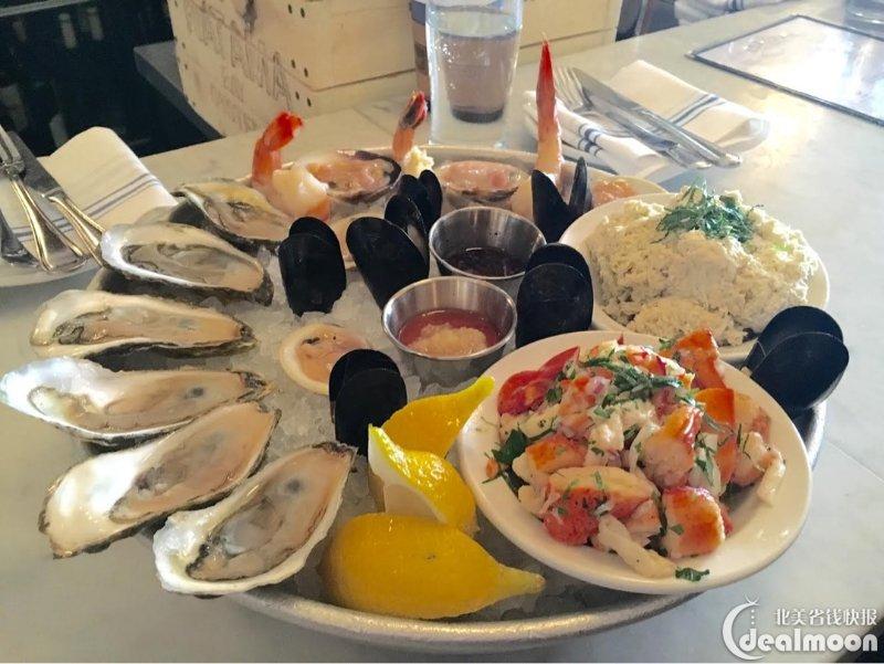 波士顿必吃美食餐厅|海神NeptuneOyster(位于网站特色美食图片