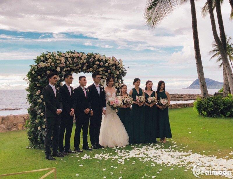夏威夷干货超长攻略/攻略part1游戏厅火车头婚礼图片