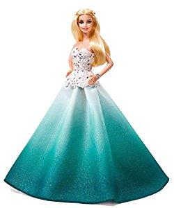 Barbie 芭比娃娃2016年节日收藏版