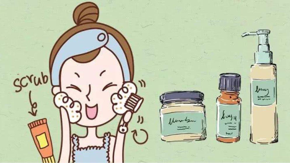 坚持每天护肤十步 | 来自毛孔粗大肌的心声图片