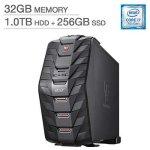 Acer Predator AG3 (i5-6400, 8GB, 128GB+1TB, GTX1060 3GB)
