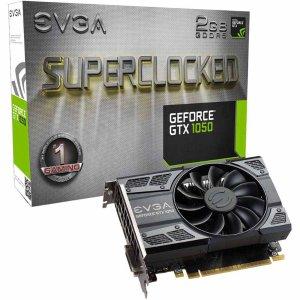$99 (原价$129)EVGA GeForce GTX 1050 SC 2GB 显卡 + 火箭联盟
