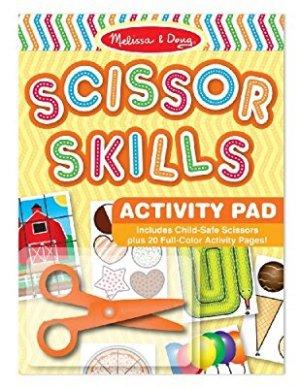 $4.99Melissa & Doug Scissor Skills Activity Book With Pair of Child-Safe Scissors