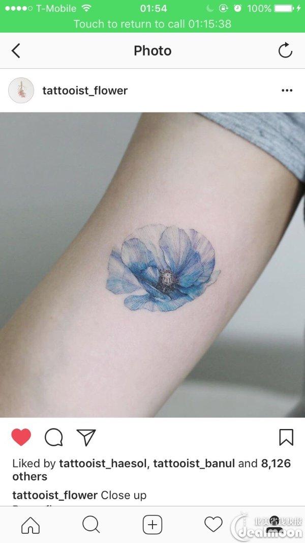 100位纹身师ins推荐!纹身图案戳他们参考就没错啦