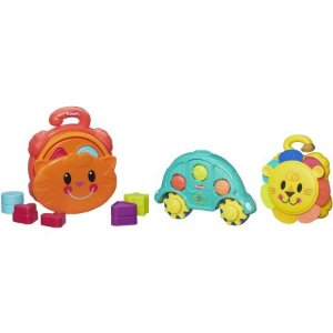 $10Playskool Busy Baby Gift Set