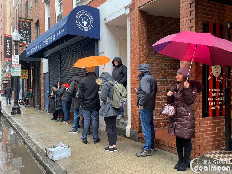 波士顿必吃美食餐厅|图片NeptuneOyster(位于辽商青岛美食街海神图片