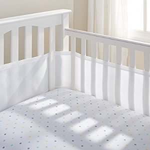 $18.33BreathableBaby  婴儿透气网床衬垫