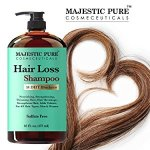Hair Loss Shampoo for Men & Women from Majestic Pure