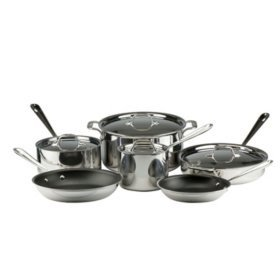 $449.91All Clad Cookware 10 Piece