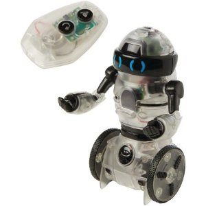 $18.99WowWee - Coder MiP the STEM-based Toy Robot - Transparent